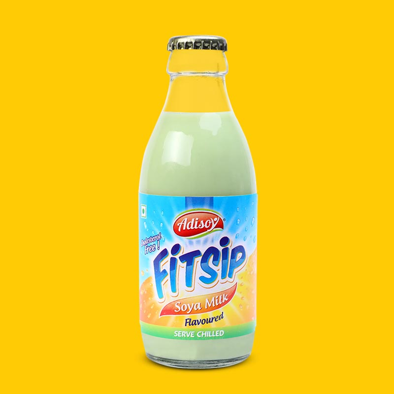 Fitsip Sterilised Milk (Six Flavours)